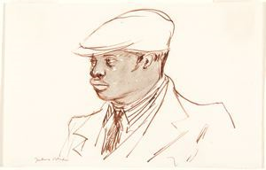 Image of Study of a Black Man