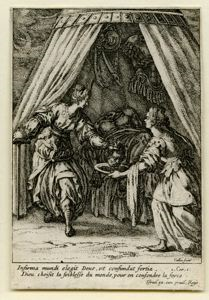 Image of Judith with the Head of Holofernes