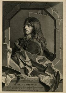 Image of Sébastien Bourdon (1616-1671), Painter and etcher