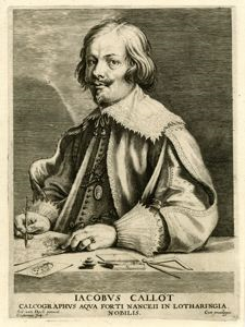 Image of Jacques Callot (1592-1635), Etcher and Engraver