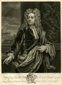 Image of Sir Godfrey Kneller (1646-1723), Portrait Painter