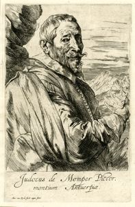 Image of Joos de Momper, the younger (1564-1635), Painter