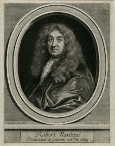Image of Robert Nanteuil (1623-1678), Portrait Artist