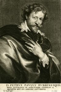 Image of Sir Peter Paul Rubens (1577-1640), Painter