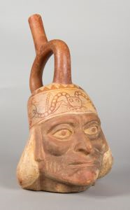 Image of head form vessel