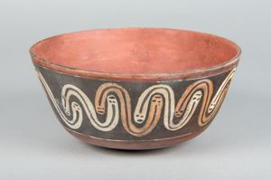 Image of shallow bowl