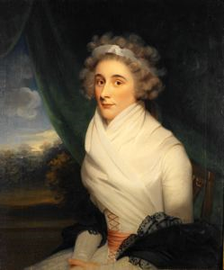 "Image of ""Portrait of a Lady"", Lady Elizabeth Foster, later Duchess of Devonshire"
