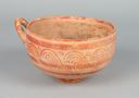 Image of Mycenaean vessel with handle