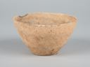 Image of Plain clay bowl