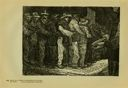 Image of Plate 79: Mexico at war, agricultural workers (Braseros) leave for the United States to work
