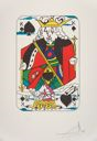 Image of Playing Cards: King of Spades