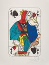 Image of Playing Cards: Queen of Spades