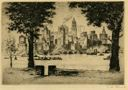 Image of Lower Manhattan, N.Y.C. from Brooklyn