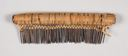 Image of [3] Assorted Chancay Textile related of Embellished Objects; (1) comb