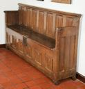 Image of 15th Century Bench, English