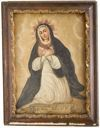 Image of Our Lady of the Miracle (Nuestra Señora del Milagro), Retablo